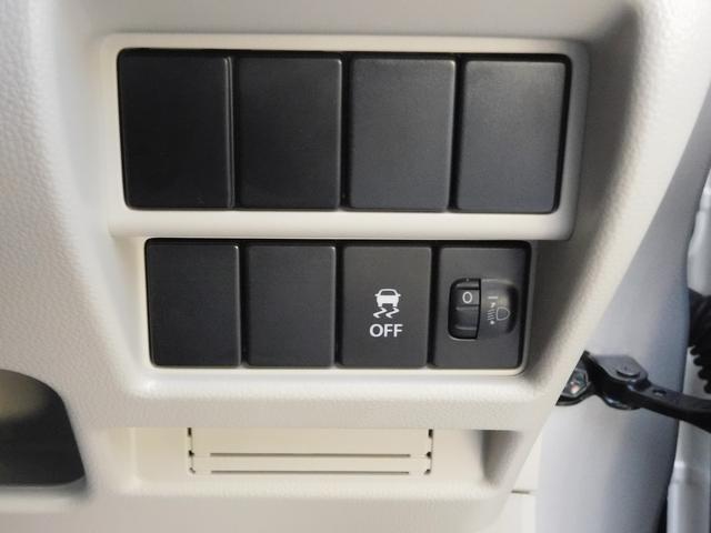 横滑り防止機構【ESC】が標準装備です。コーナリング時の走行安定性を保てるようにする効果があります。急な飛び出しの回避後などは効果を実感出来ます。