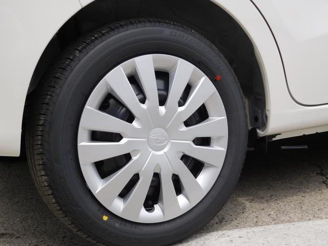 スバル ステラ L 届出済未使用車 キーレス アイドリングストップ