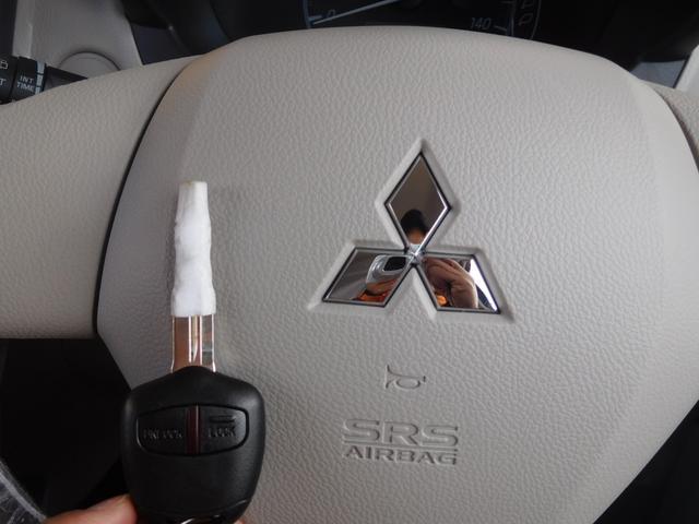 三菱 eKワゴン E 届出済未使用車 シートヒーター キーレス