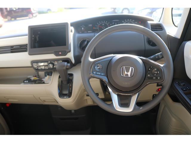 ホンダ N BOX G・Lホンダセンシング 自動ブレーキ LEDヘッドライト