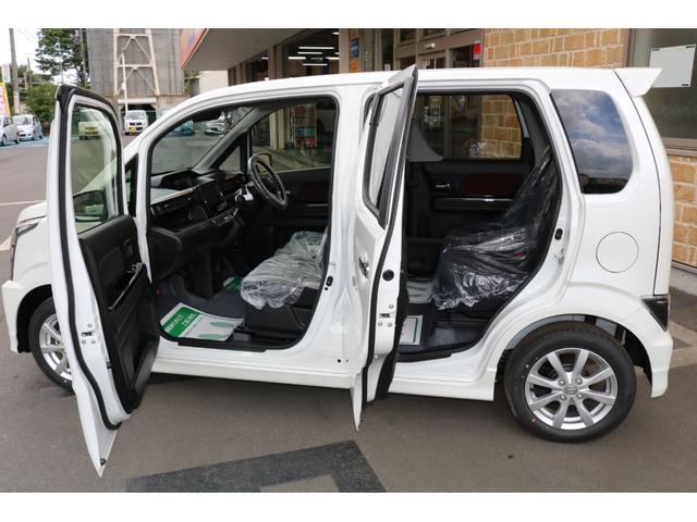ハイブリッドX 届出済未使用車 衝突被害軽減ブレーキ 禁煙車 WエアB インテリキー キーフリー ABS LEDヘッドライト(8枚目)