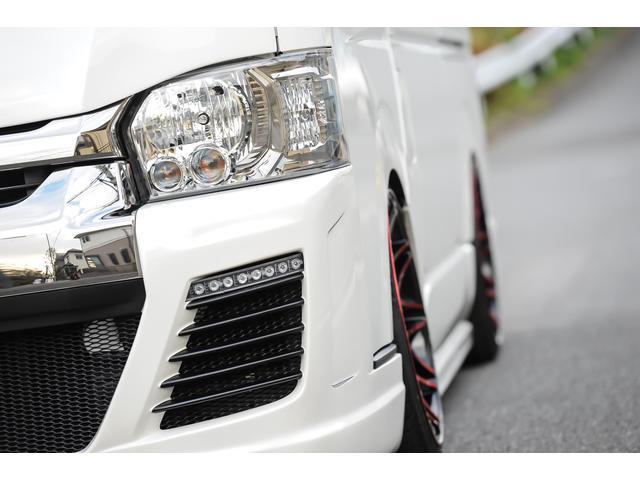 トヨタ ハイエースバン ロングワイドスーパーGL