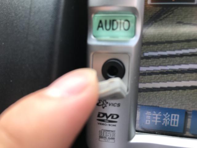 レーシー ナビ AT AW ETC オーディオ付 DVD(12枚目)