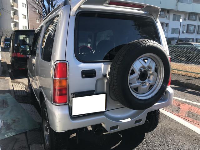 XC CD ETC アルミ 4WD(8枚目)