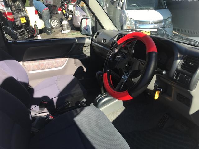 XC CD ETC アルミ 4WD(9枚目)