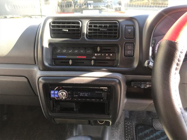 XC CD ETC アルミ 4WD(16枚目)