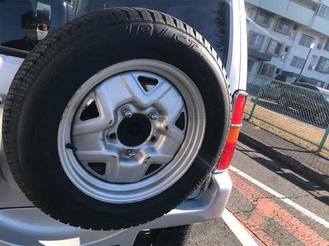 XC CD ETC アルミ 4WD(26枚目)