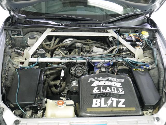 マツダスピード M'zチューン 車高調C-WESTフルエアロ(17枚目)