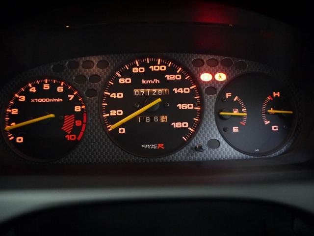 タイプR 72000キロ クスコ車高調 SPOONタワーバー(12枚目)