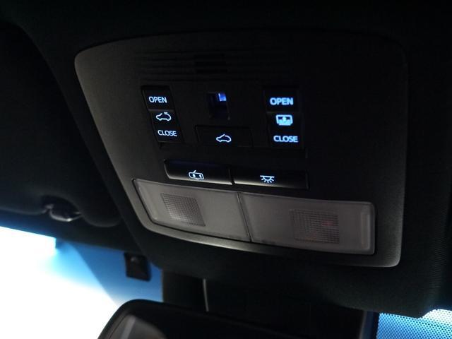 ●ムーンルーフ/電動ロールシェード●ブルー照明ルミネーテッドエントリーシステム