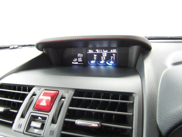 1.6STIスポーツアイサイト STIエアロ/カロッツェリアナビ/フルセグ/ETC/サイド&リアカメラ/革シート/シートヒーター/シートメモリー/アダプティブクルコン/LEDヘッドライトパワーシート(17枚目)