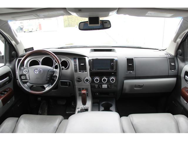 プラチナム 4WD 5.7L 新車並行 ワンオーナー(5枚目)