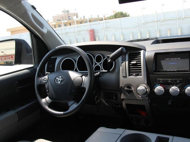 クルーマックス タンドラG 4WD 新車並行車(6枚目)