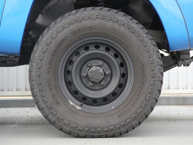 ダブルキャブ TRDオフロード 4WD 実 走行証明車(19枚目)
