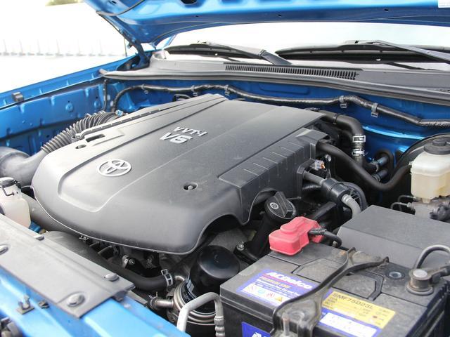 ダブルキャブ TRDオフロード 4WD 実 走行証明車(20枚目)