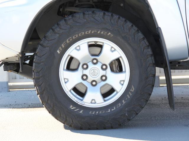 ダブルキャブ TRDオフロード 4WD 新車並行(19枚目)