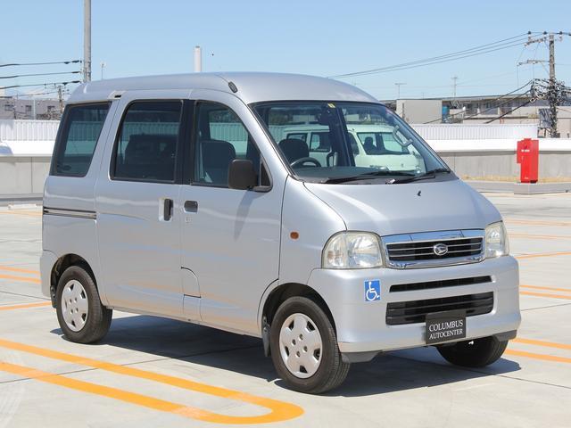 CX 介護用車両(2枚目)