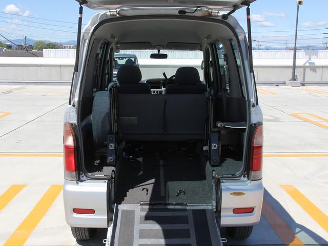 CX 介護用車両(14枚目)