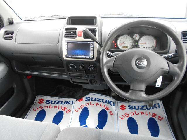 スズキ ワゴンRソリオ WELL フル装備キーレスWエアバッグABS電格ミラーCD