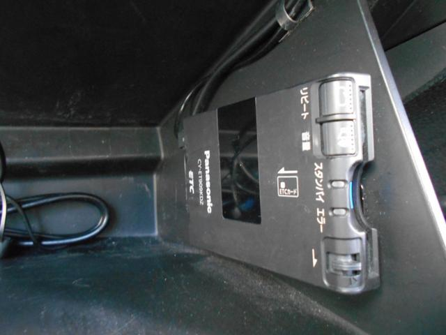パナソニック製のETC車載器も付いています