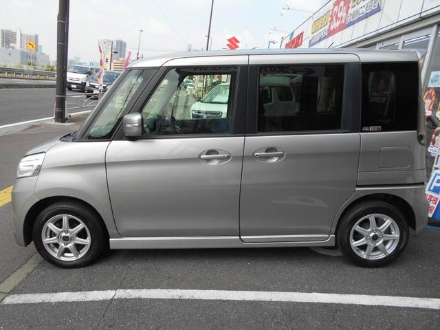 安心と信頼のGoo鑑定証付車です!第三者機関の日本自動車鑑定協会(JAAA)の鑑定師が中古車を鑑定、外装・内装・機関・修復歴の4項目について鑑定を行っていますので、安心してお乗りいただけます!