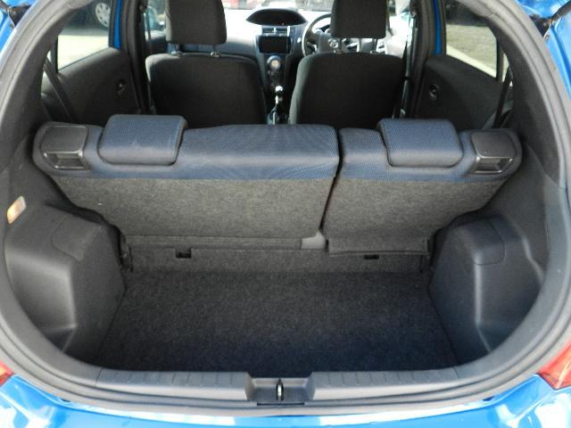 トヨタ ヴィッツ TRDターボM HDDナビ フルセグ OP3連メーター付き
