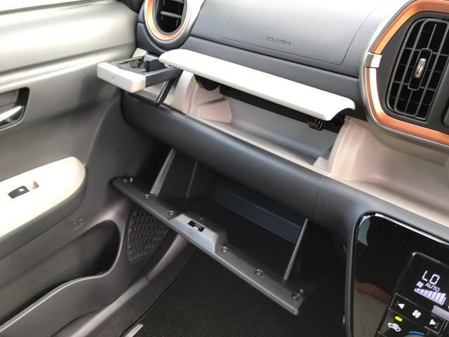 車内は収納スペースも多数あります!