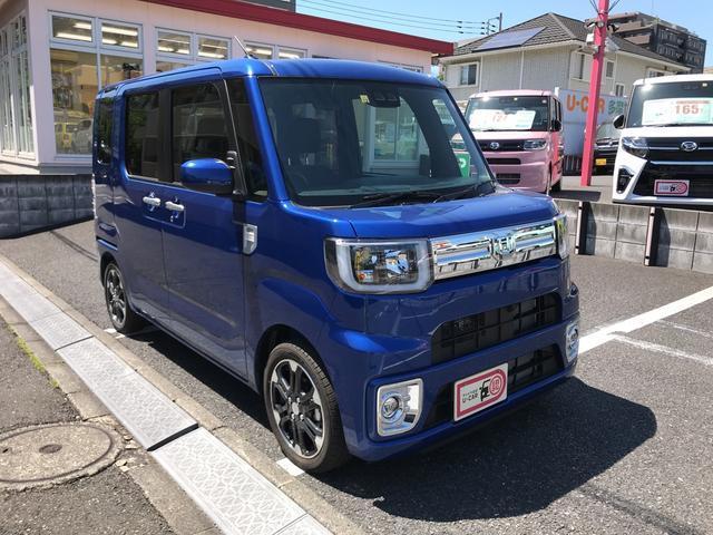 「ダイハツ」「ウェイク」「コンパクトカー」「東京都」の中古車9