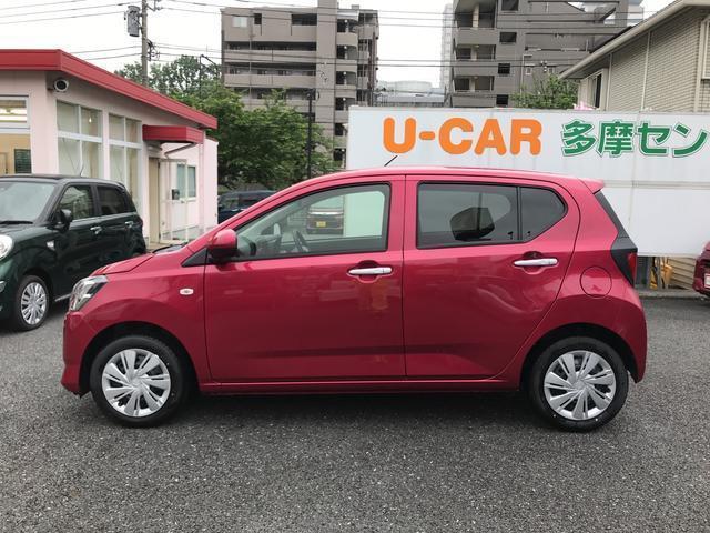 「ダイハツ」「ミライース」「軽自動車」「東京都」の中古車25