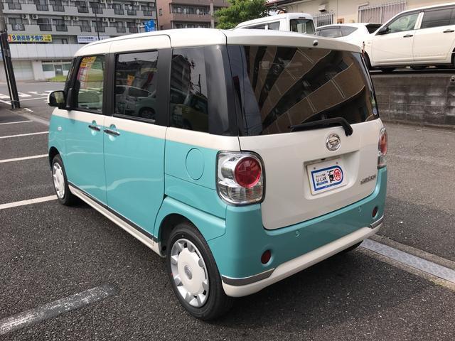 「ダイハツ」「ムーヴキャンバス」「コンパクトカー」「東京都」の中古車25