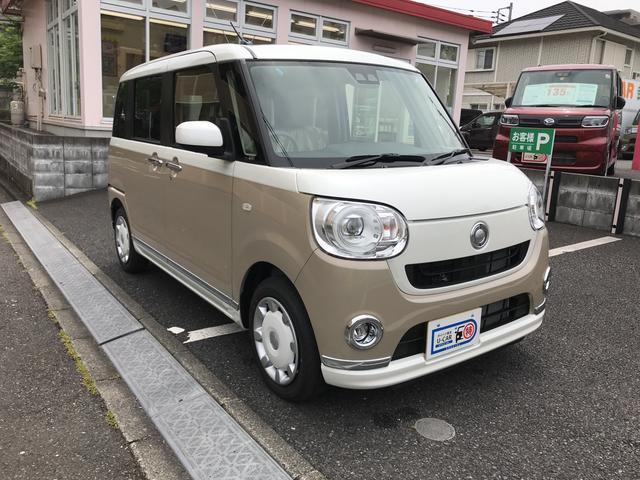 「ダイハツ」「ムーヴキャンバス」「コンパクトカー」「東京都」の中古車17