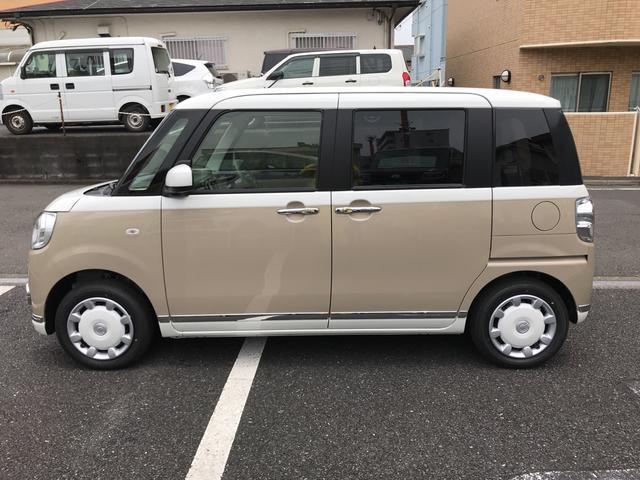 「ダイハツ」「ムーヴキャンバス」「コンパクトカー」「東京都」の中古車22