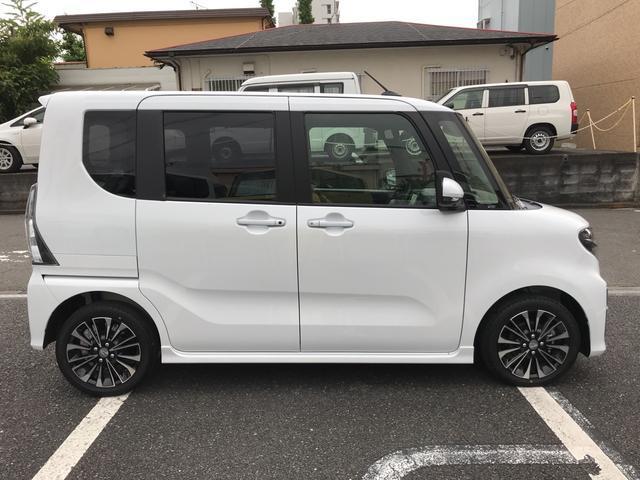 「ダイハツ」「タント」「コンパクトカー」「東京都」の中古車10