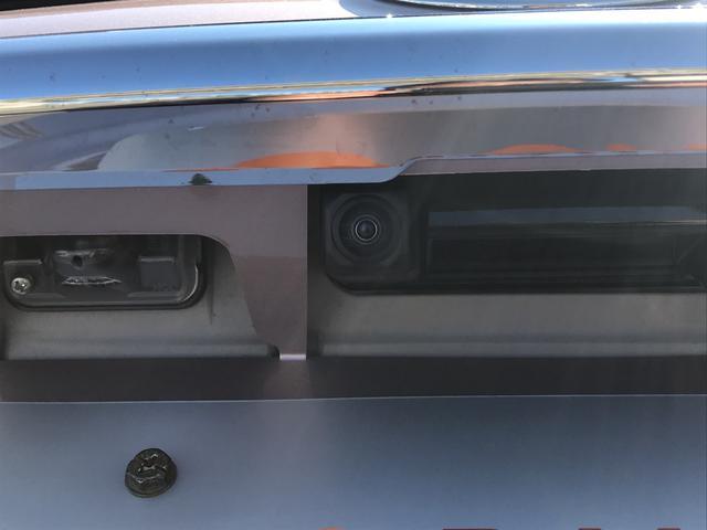 ステアリングスイッチ付きなので、手元でオーディオの音量などが操作できます。運転中も安心ですね。