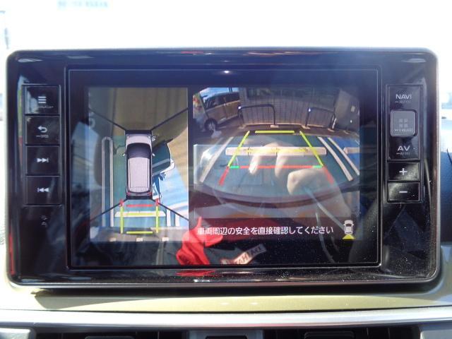 アクティバG VS SAIII 8インチナビ 届出済未使用車(11枚目)