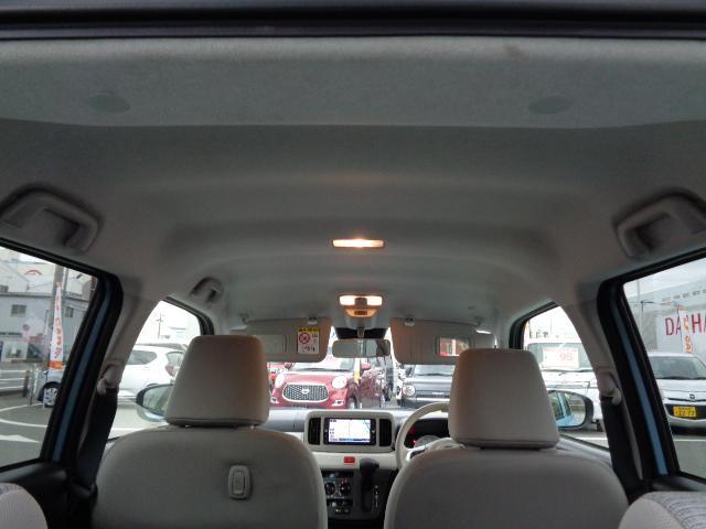 X SAIII 衝突回避支援システム ナビ装着用アップグレードパック クラリオンフルセグナビ バックカメラ LEDヘッドランプ エコアイドル 当社社用車UP(14枚目)