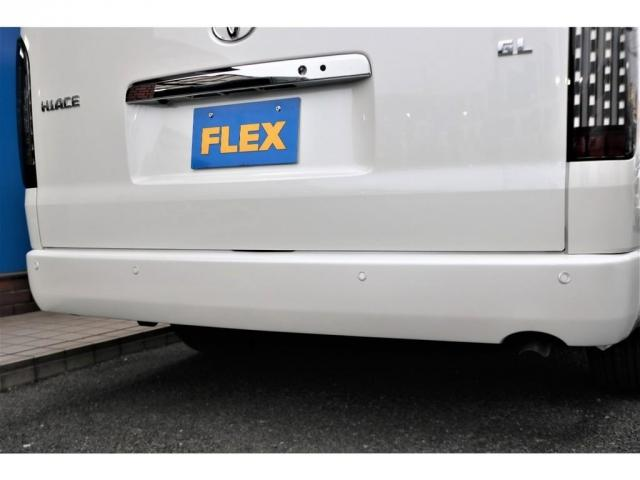 2.7 GL ロング ミドルルーフ新型 FLEXカスタム(13枚目)