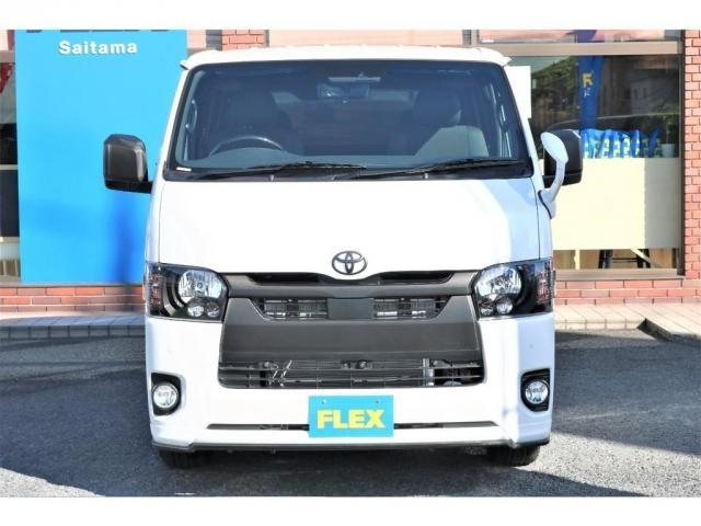 スーパーGL ダークプライムII FLEX埼玉店ブラックシリーズ 2WDガソリン特別仕様車(3枚目)