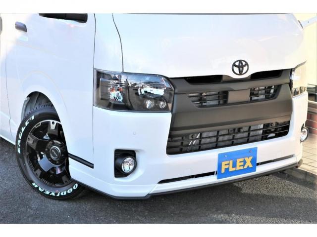 スーパーGL ダークプライムII FLEX埼玉店ブラックシリーズ 2WDガソリン特別仕様車(14枚目)