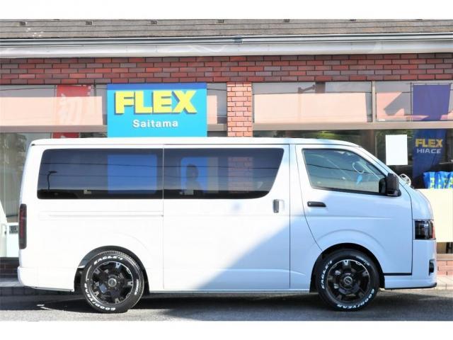 スーパーGL ダークプライムII FLEX埼玉店ブラックシリーズ 2WDガソリン特別仕様車(17枚目)