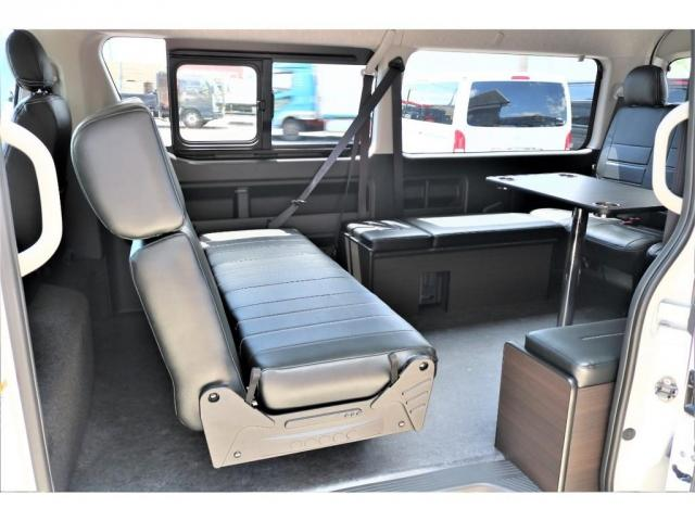ワゴンGL2WD フレックスオリジナルシートAS内装アレンジ AVESTドアミラーウインカー FLEXカスタムコンプリート(6枚目)