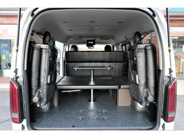 ワゴンGL2WD フレックスオリジナルシートAS内装アレンジ AVESTドアミラーウインカー FLEXカスタムコンプリート(10枚目)