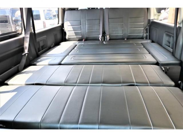 ワゴンGL2WD フレックスオリジナルシートAS内装アレンジ AVESTドアミラーウインカー FLEXカスタムコンプリート(12枚目)