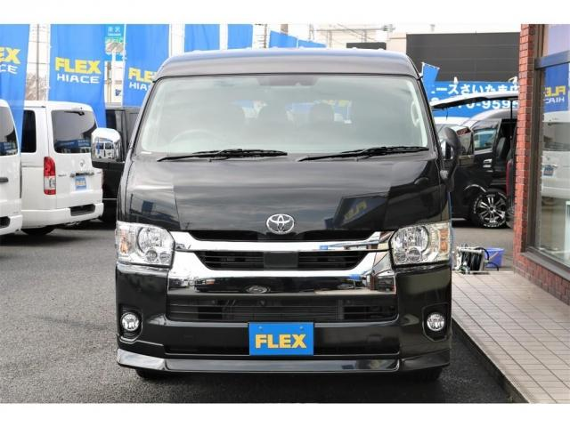 GL 4WDガソリン FLEXオリジナル内装Ver1アレンジ施工 内外装コンプリートカスタム(5枚目)