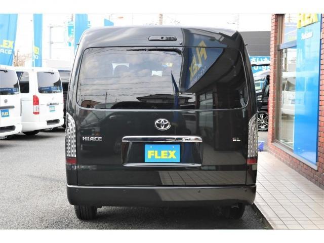 GL 4WDガソリン FLEXオリジナル内装Ver1アレンジ施工 内外装コンプリートカスタム(6枚目)