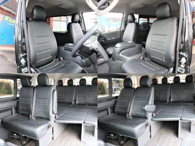 GL 4WDガソリン FLEXオリジナル内装Ver1アレンジ施工 内外装コンプリートカスタム(7枚目)