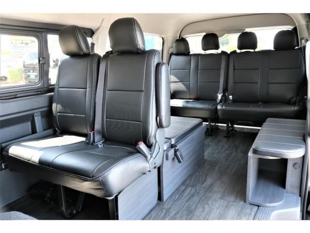 GL 4WDガソリン FLEXオリジナル内装Ver1アレンジ施工 内外装コンプリートカスタム(10枚目)