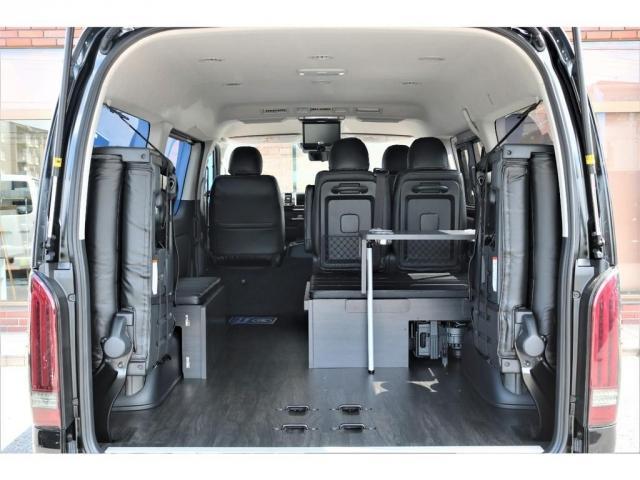 GL 4WDガソリン FLEXオリジナル内装Ver1アレンジ施工 内外装コンプリートカスタム(12枚目)
