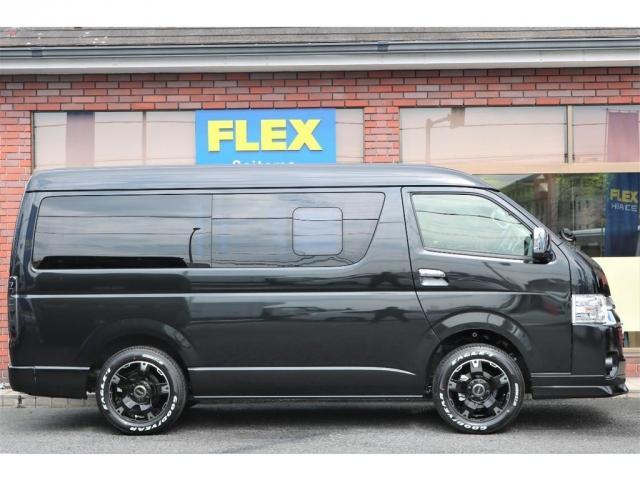 GL 4WDガソリン FLEXオリジナル内装Ver1アレンジ施工 内外装コンプリートカスタム(17枚目)