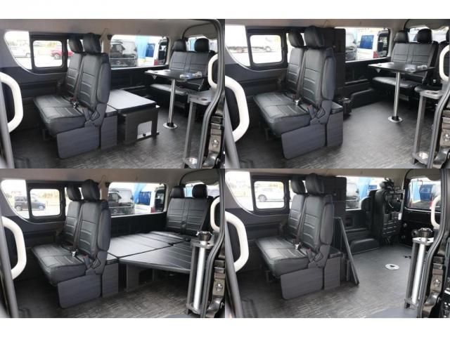 2WDガソリン FLEXオリジナル内装Ver1.5アレンジ施工 ドアミラーウインカー搭載 カスタムコンプリート(8枚目)